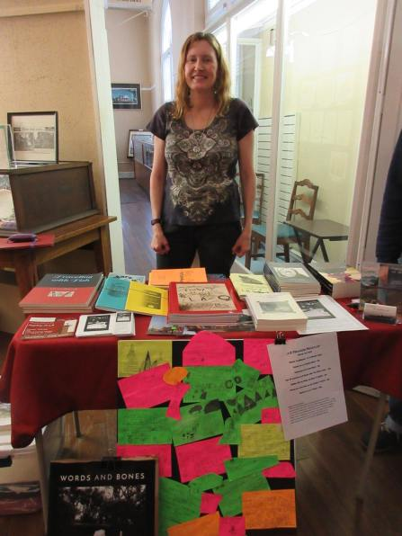 Poetry Reading at Caldwell Heritage Museum